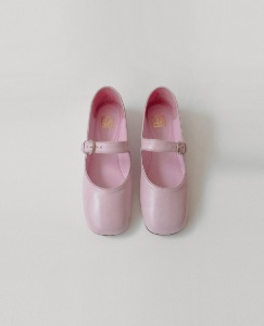 Zuhi Mary Jane Shoes in Candy Pink