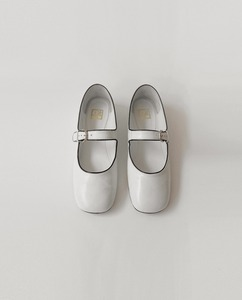 Zuhi Mary Jane Shoes in White